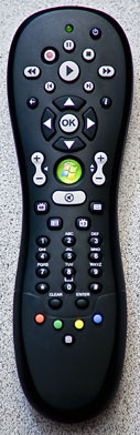 MCE Remote Hauppauge Windows Vista version