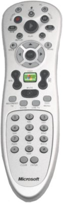 Media Centre Remote 2 ALT