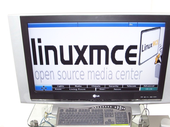 User Techstyle Linuxmce